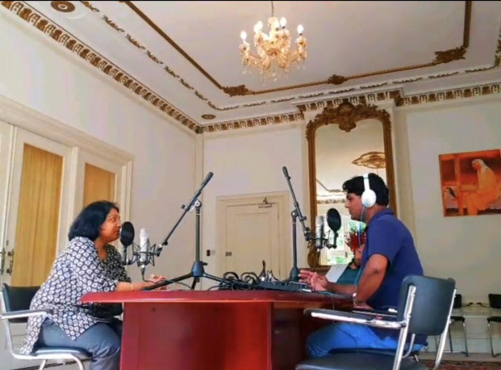 Bizzmodell Embassy of India podcast
